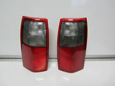HOLDEN COMMODORE VT VX VU VY TAIL LIGHTS UTE & WAGON BRAND NEW PAIR