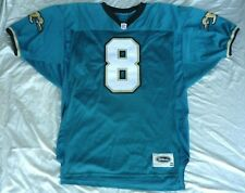WILSON Mark Brunell Jacksonville Jaguars Authentic Jersey sz. 50 - Vintage NFL