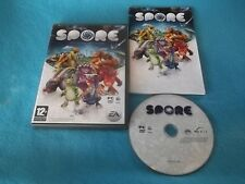 SPORE PC/MAC DVD V.G.C. FAST POST COMPLETE ( from the creator of the sims )