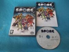 Spore PC/Mac DVD v.g.c. POST VELOCE COMPLETO (dal creatore del Sims)