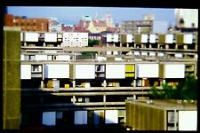 1988 35mm Slide Hulme Flats Architecture Int Manchester + Copyright