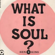 Ben E  King EP What Is Soul EP Atco (french)120 Records Soul Northern Reggae