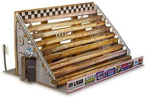 "Innovative Hobby ""Bleachers"" 1/32 Scale Slot Car Scale Photo Building Kit"