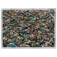 Clementoni Puzzle Jurassic World Impossibile Puzzle (1000)