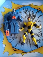 X-Men Robot Fighers CYCLOPS (with Apocalypse droid gattling gun!) Days Of Future