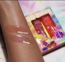 """Colourpop x Lizzie McGuire """"Seriously Cool� Juicy Lip Gloss Kit *New; Limited*"""