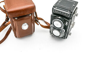 Rolleiflex 2.8A (Type 1) camera with case - NO RESERVE!