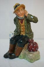"""Royal Doulton """"Owd Willum"""" Antique Porcelain Figurine, 7"""""""