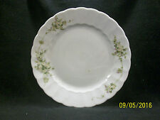 Vintage Eschenbach Bavarian Porcelain Flaral Pattern Salad Plate