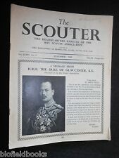 Vintage Boy Scout Association Magazine - The Scouter - December 1942 - XXXVI/12