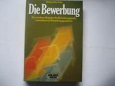 """Wolfgang Manekeller, """"Die Bewerbung""""; Ratgeber für Bewerbungen"""