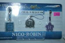 ONE PIECE GIRLS COLLECTION NICO ROBIN PORTACHIAVI NUOVO VER JAPAN TN1 52101