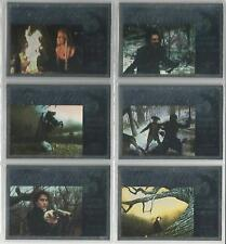 """Sleepy Hollow Movie - """"Lobby Posters"""" Set of 6 Chase / Insert Cards #LC1-LC6"""