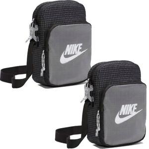 Nike Crossbody Cross Body Heritage 2.0 Small Items Side Bag Shoulder Bags Pocket