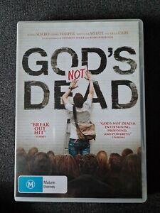 God's Not Dead DVD - Region 4