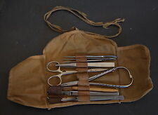 6 Day War 1967 IDF Israeli Army Physician Paramedic Surgery Field Medical Tools