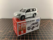 Tomy Tomica Made in China 5 Toyota Land Cruiser White