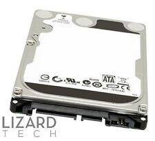 "500 Gb Disco Duro HDD de 2,5 ""SATA Para Fujitsu Siemens Lifebook ah530 ah531 ah550 Ah"