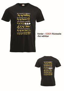 """Harry Potter - Fan Shirt - """"Du sagst Quidditch"""""""