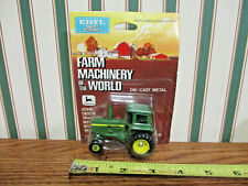 John Deere 4430 Syle Tractor Farm Machinery Of The World By Ertl 1/64th Scale >