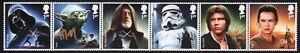 Royal Mail Stamp Sheet SIGNED at Star Wars Celebration by Artist Malcolm Tween