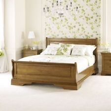 Oak French Country Bed Frames & Divan Bases