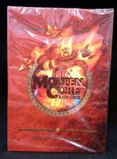 WOW World of Warcraft Molten Core Raid Deck NEW & SEALED!^