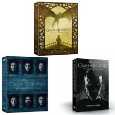 Game of Thrones Season 5 6 7 Fifth Sixth Seventh ( DVD ) Bundle Combo Movie HBO