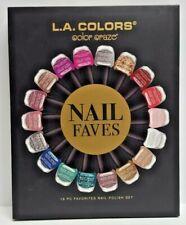 L.A COLORS Nail Faves color Craze