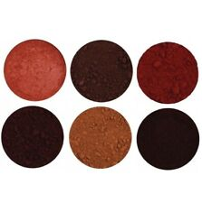 Bundle of 6 Mica Pigment Additives Professional High Quality Cosmetic Grade