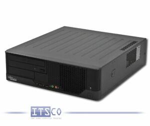 PC FUJITSU ESPRIMO E5731 INTEL CORE 2 DUO E7500 4GB RAM OHNE HDD DVD-ROM SFF
