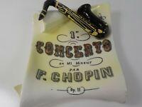 Vintage Mid Century Arnart? Japan Trinket or Candy Dish Concerto F Chopin
