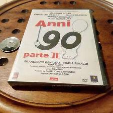 Anni 90 Parte II   Dvd  .... Nuovo