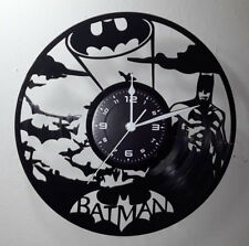 OROLOGIO DA PARETE IDEA REGALO - DISCO IN VINILE - BATMAN #3