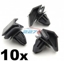 10x Sill Moulding Clip, Side Skirt & Rocker Cover Clips for Ford Focus 1692599