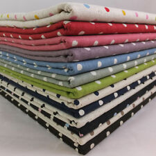 """1 - 2 Metres Spotted 45"""" Craft Fabrics"""