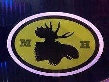 BIG Beer/Brewery Sticker - Moosehead brewing Co