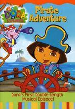 Dora the Explorer - Dora's Pirate Adventure [New DVD]
