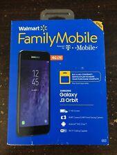 Samsung Galaxy J3 Orbit LTE Smartphone Walmart Family Mobile (T-Mobile) S357BL