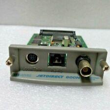 Hp JetDirect 600N Print Server Card J3111A