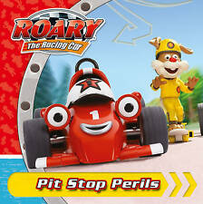Roary the Racing Car - Pit Stop Perils, , New Book