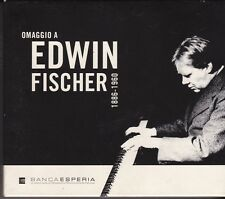 Omaggio a EDWIN FISCHER 1886 - 1960 Mozart, Beethoven