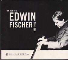 Omaggio a EDWIN FISCHER 1886 - 1960 Mozart, Beethoven