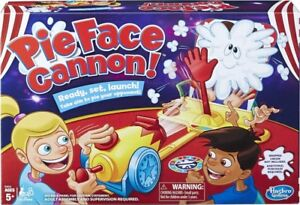 NEW Pie Face Cannon from Mr Toys