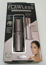 Finishing Touch Flawless Facial Hair Remover As Seen on TV Color Blush