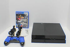 SONY PlayStation 4 CUH-1115A 500 GB Black Console with The Crew Game