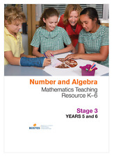 Number and Algebra – Stage 3: Maths Teaching Resource K–6