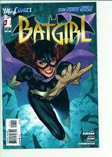 Batgirl 1 - Hughes Cover - High Grade 9.2 NM-
