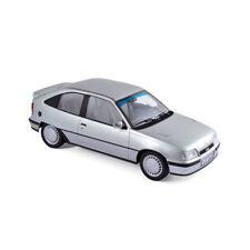 NOREV OPEL KADETT GSI Model 1987 Silver Metallic Silver Metalic 1 18