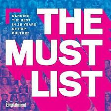NEW The Must List: Ranking the Best in 25 Years of Pop Culture